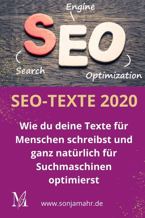 seo Texte 2020