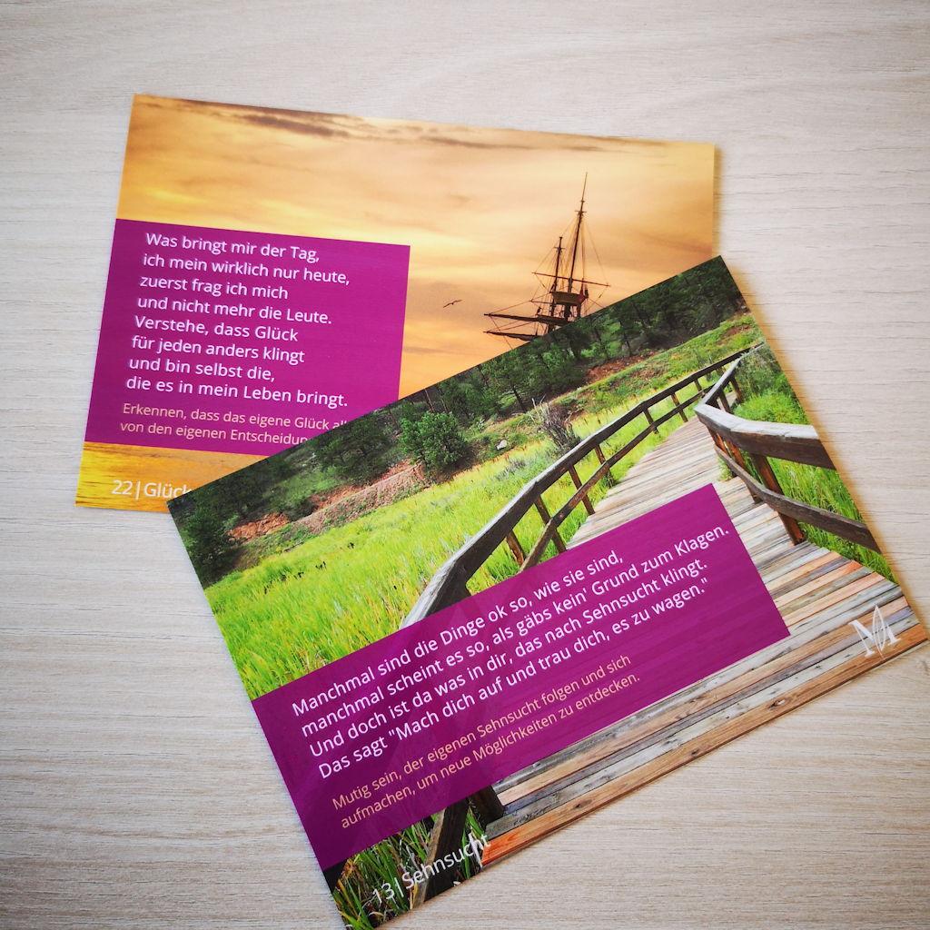 Poesiekarten 1. Serie, Beispiel 1