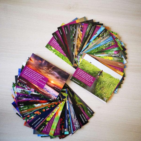 Poesiekarten Komplettset