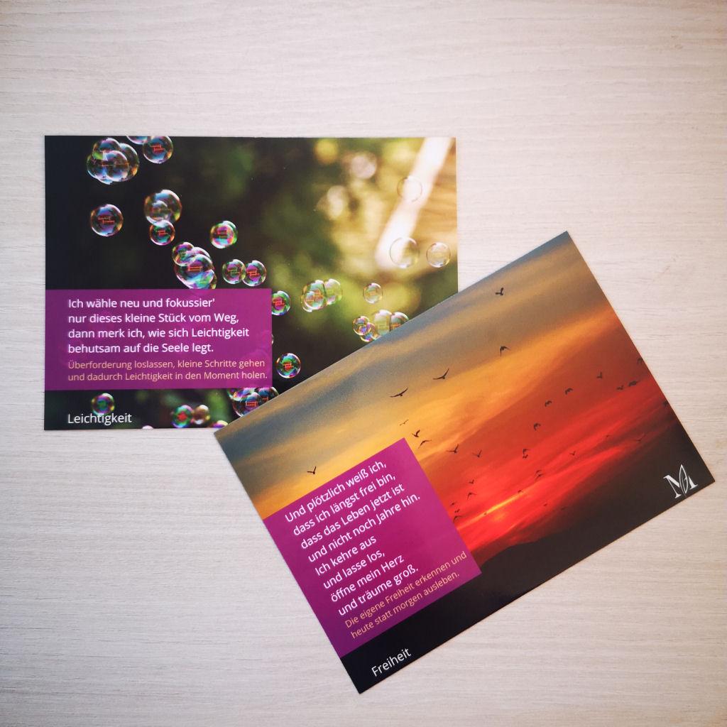 Poesiekarten aktuelle Serie, Beispiel 1