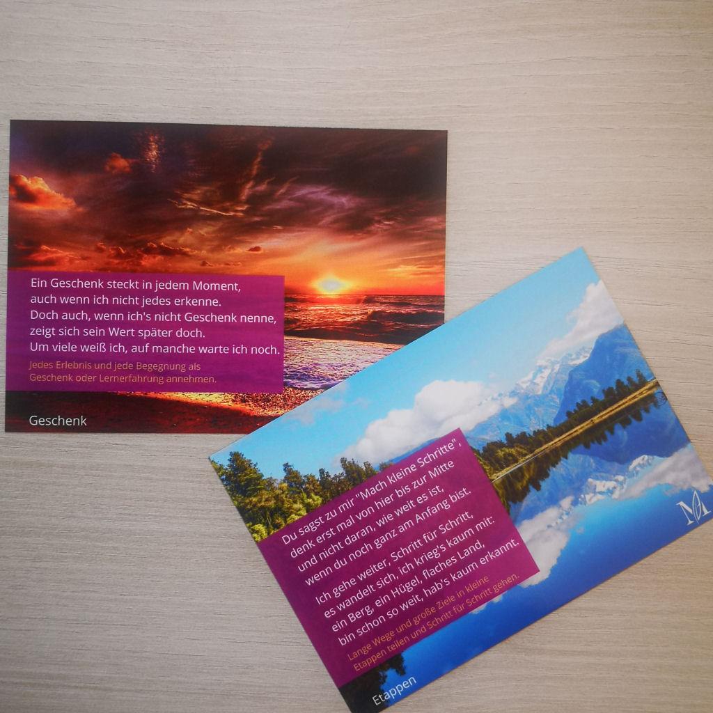 Poesiekarten aktuelle Serie, Beispiel 2