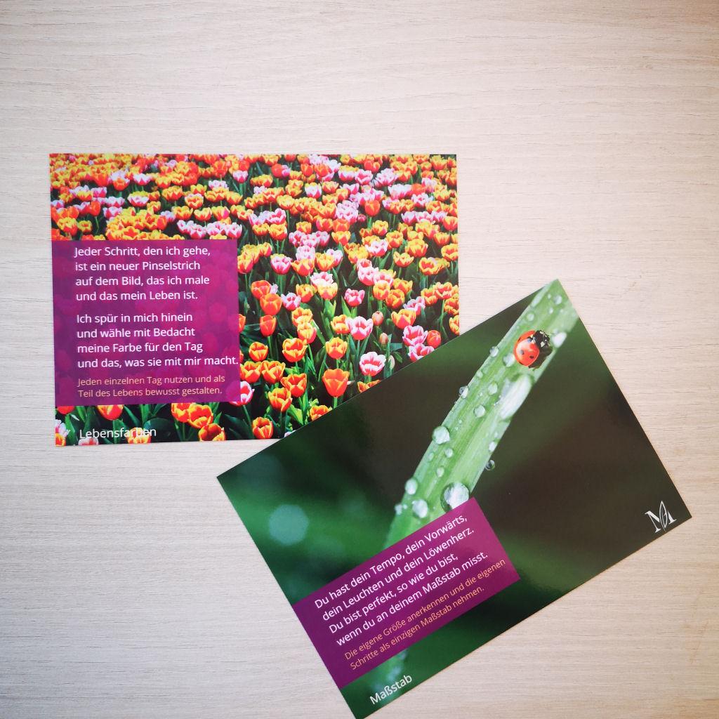 Poesiekarten aktuelle Serie, Beispiel 5