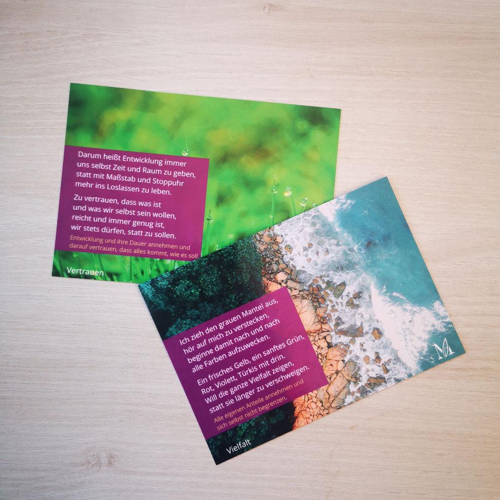 Poesiekarten aktuelle Serie, Beispiel 6