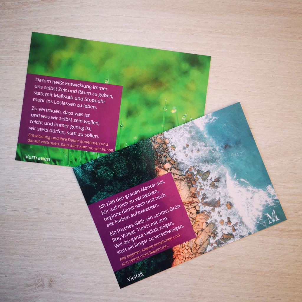 Poesiekarten aktuelle Serie, Beispiel 7