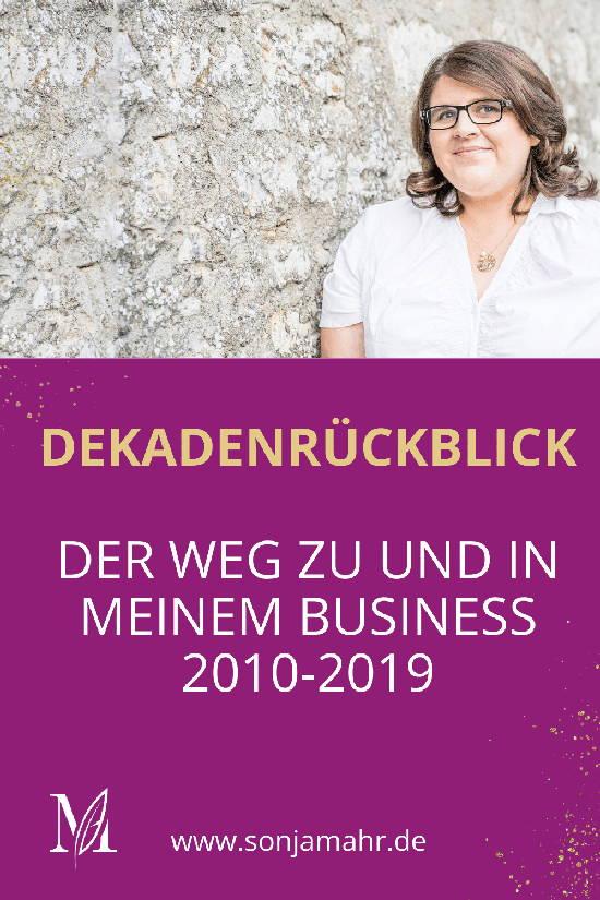 Dekadenrückblick 2010-2019