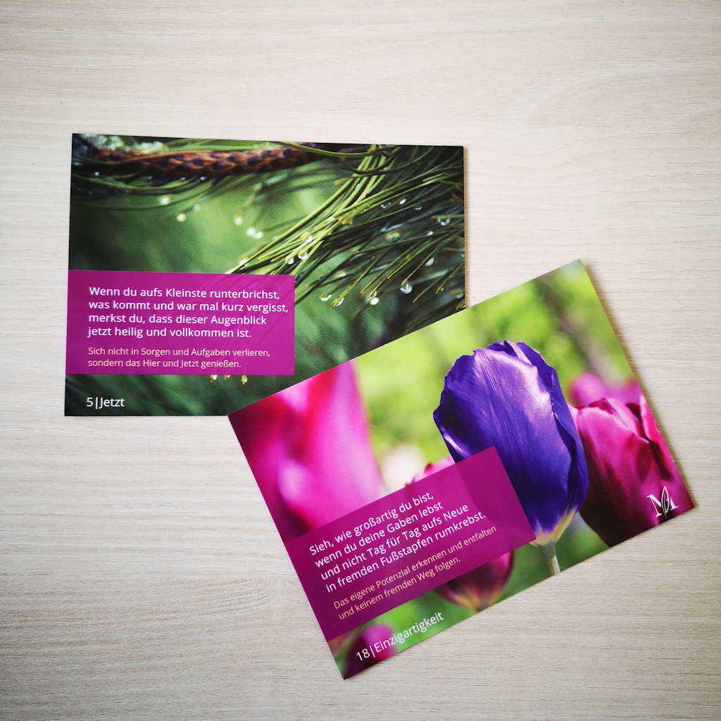 Poesiekarten 1. Serie, Beispiel 3