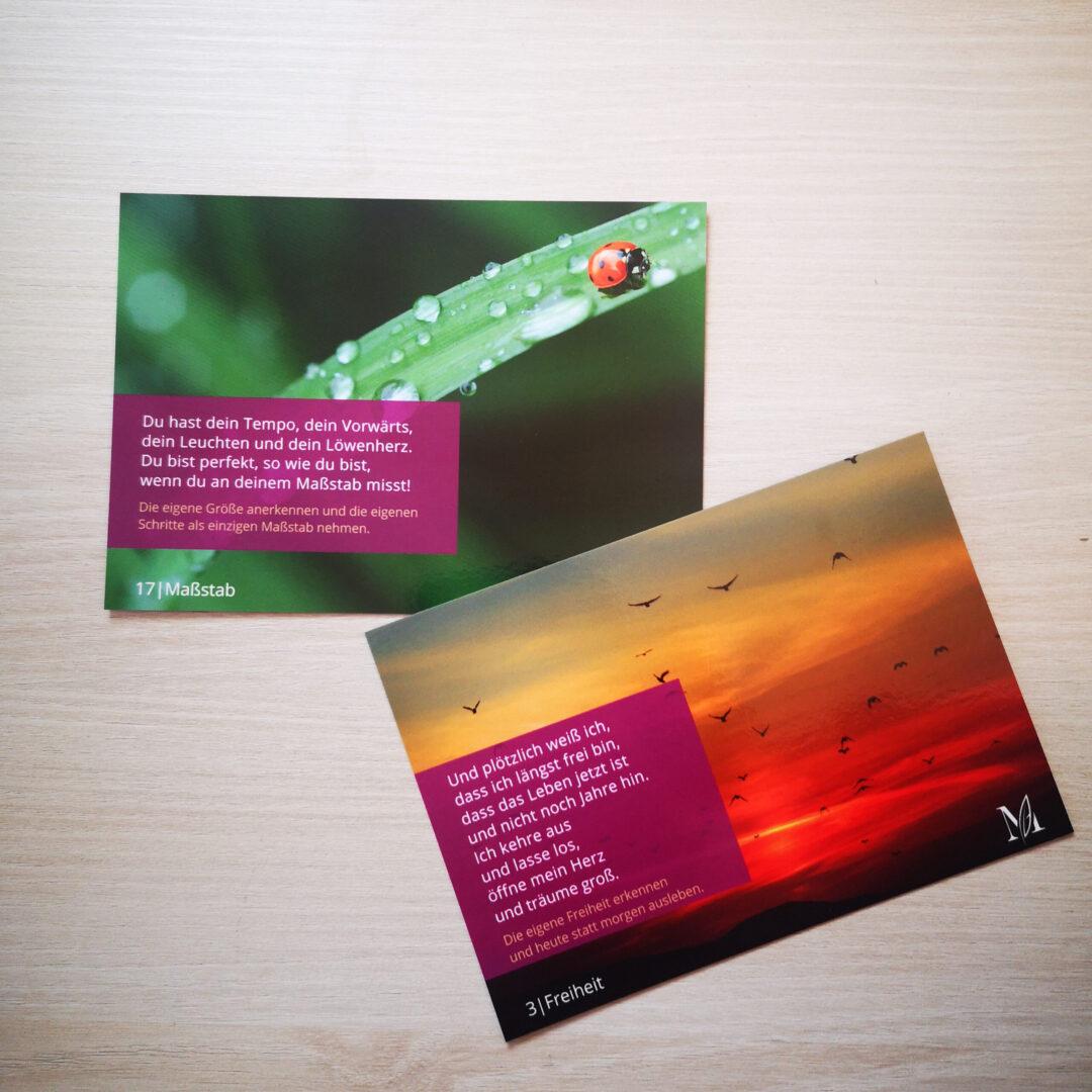 Poesiekarten 1. Serie, Beispiel 5