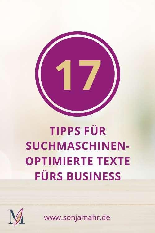pin 17 seo tipps für texte