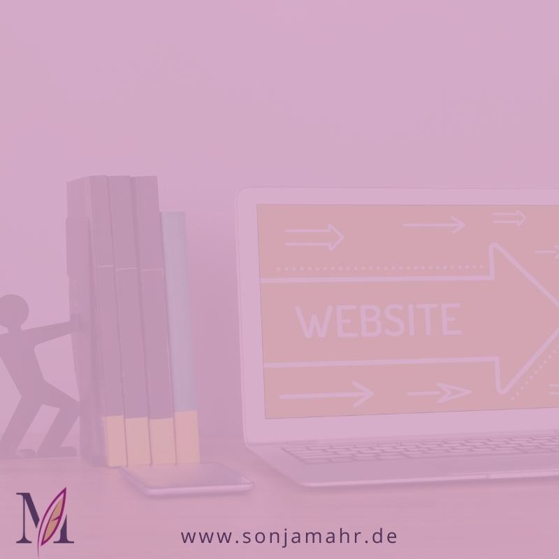 Website selbst erstellen oder machen lassen Titelbild